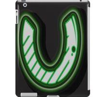 The Alphabet  The letter U iPad Case/Skin