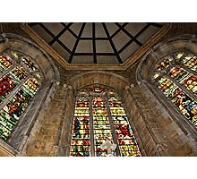 ~ Lady Chapel ~ Photographic Print