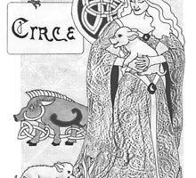 Circe's Children by redqueenself