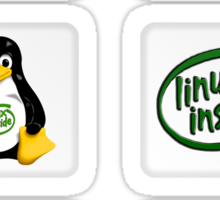 Linux Mint 6 Sticker Set Sticker