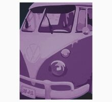 Purple Camper by Nick Martin