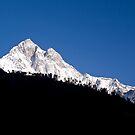 Mountain light from Phakding, Nepal by Philip Alexander
