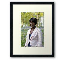 Kenyan Beauty Framed Print