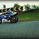 Suzuki GSX-R1000  by Mick Smith