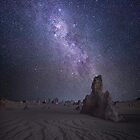 Ethereal - Pinnacles - Western Australia by LukeAustin