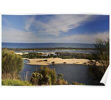 The Gippsland Lakes Poster