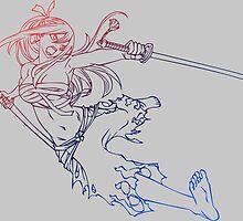 fairy tail erza scarlet titania anime manga shirt by ToDum2Lov3