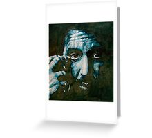 Pacino Greeting Card