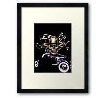 Bad A$$ Framed Print