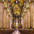 Milan Cathedral, ITALY - Interior Decoration: 1575-1585 by Atanas Bozhikov NASKO