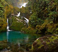 Mackay Falls by William  Copestake