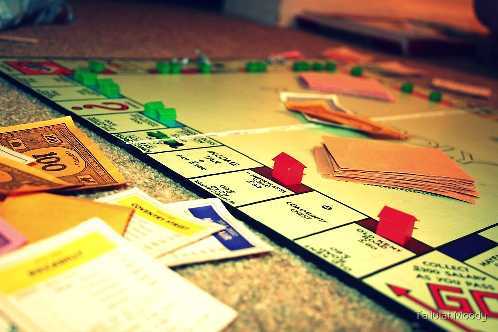 Monopoly by TallulahMoody