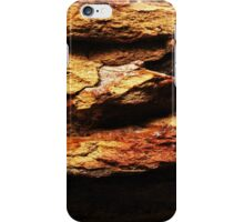 The Hidden Land - Refuge Against Red Storms iPhone Case/Skin