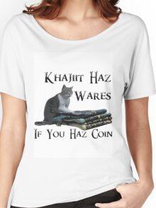 Khajiit Haz Wares - V.2 Women's Relaxed Fit T-Shirt