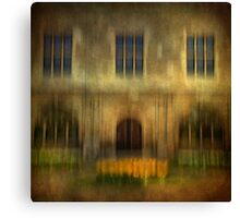 The Mansion ..... Canvas Print
