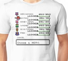 Choose a Hero Unisex T-Shirt