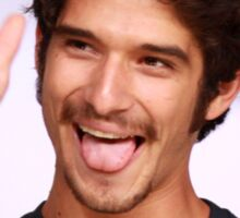Tyler Posey Comic Con Sticker