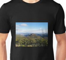 Panorama - Mt Kaputar National Park Unisex T-Shirt