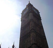 Big Ben by LadyWendyAnnie