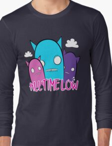 all time low monsters Long Sleeve T-Shirt