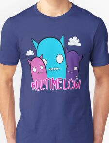 all time low monsters Unisex T-Shirt