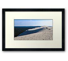 The Dune Framed Print