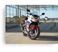 Honda CBR500R Canvas Print