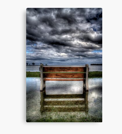Rest Awhile Canvas Print