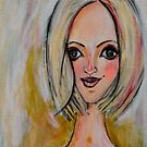 I CAN SMILE by Barbara Cannon  ART.. AKA Barbieville