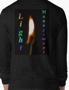 Light Management Long Sleeve T-Shirt