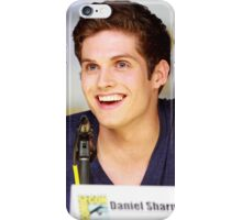 Daniel Sharman Comic Con iPhone Case/Skin
