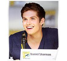 Daniel Sharman Comic Con Poster