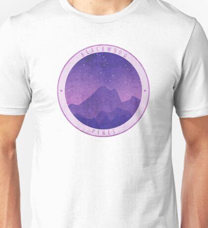 Until Dawn: Blackwood Pines Badge Unisex T-Shirt