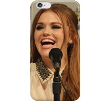 Holland Roden Comic Con Smile iPhone Case/Skin