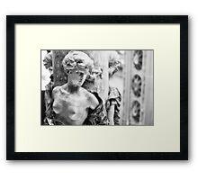 Infinita Tristeza Framed Print