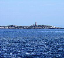 Sambro Island Light (01) by George Cousins