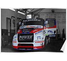 Race Truck 2 Poster