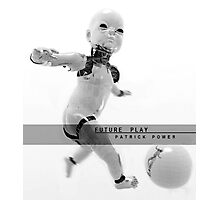 Future Play Photographic Print
