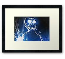 EEEMP! Framed Print