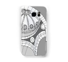 Italy- St. Spirito interior dome- Firenze Samsung Galaxy Case/Skin