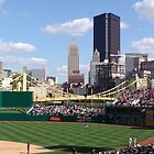 PNC Park - Pittsburgh, PA by searchlight