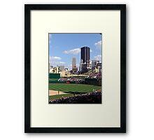 PNC Park - Pittsburgh, PA Framed Print