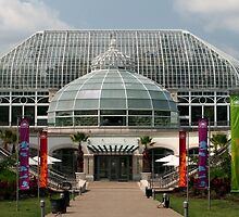 Phipps Conservatory - Pittsburgh, PA by searchlight