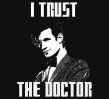 I Trust The Doctor by Rachel Miller