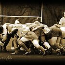 the rugby by shootinglife