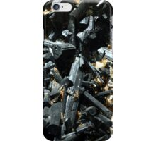 The Hidden Land - Log Jam iPhone Case/Skin