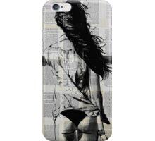 ebb tide iPhone Case/Skin