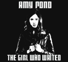 Amy Pond The Girl Who Waited by Rachel Miller