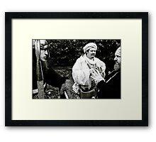 Knights Hospitallers Framed Print