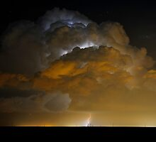 Birth of a supercell by daskibum